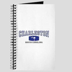 Charleston South Carolina, SC, Palmetto Flag Journ