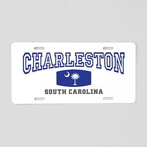 Charleston South Carolina, SC, Palmetto Flag Alumi