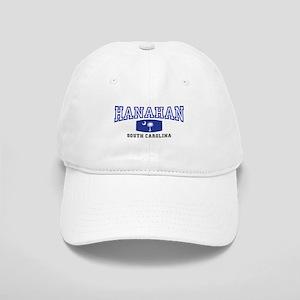 Hananhan South Carolina, SC, Palmetto Flag Cap