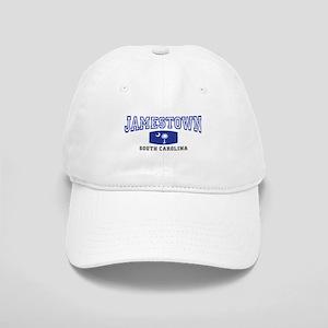 Jamestown South Carolina, SC, Palmetto Flag Cap