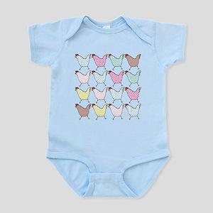 Chicken Cuties Infant Bodysuit