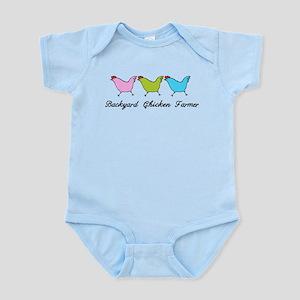Backyard Chicken Farmer Infant Bodysuit