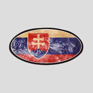 Slovakia Flag Patches