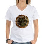 King in Yellow Women's V-Neck T-Shirt