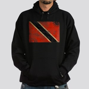 Trinidad and Tobago Flag Hoodie (dark)