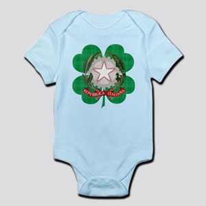 Irish Italian Heritage Infant Bodysuit