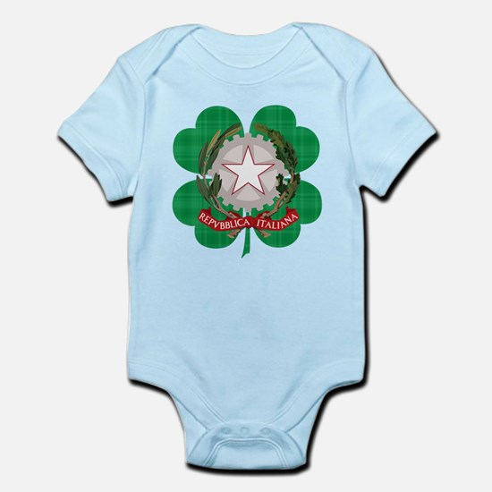 Irish Italian Heritage Infant Bodysuit