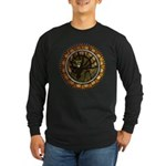 King in Yellow Long Sleeve Dark T-Shirt