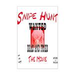 Snipe Hunt The Movie Mini Poster Print