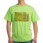 Vatican City Flag Green T-Shirt