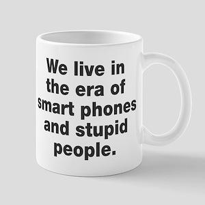 Phones and People Mug
