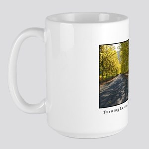 turning leaves, harvest napa valley large mugs