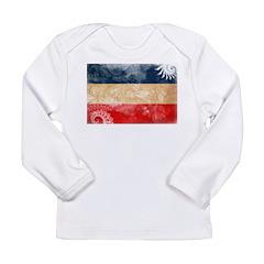 Yugoslavia Flag Long Sleeve Infant T-Shirt