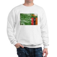 Zambia Flag Sweatshirt