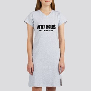 After Hours Women's Nightshirt