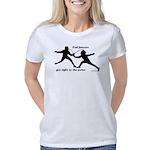 Foil Point Women's Classic T-Shirt