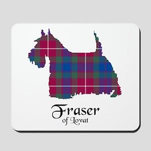 Terrier - Fraser of Lovat Mousepad