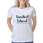Sanibel_Type Women's Classic T-Shirt
