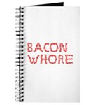 Bacon Whore Journal
