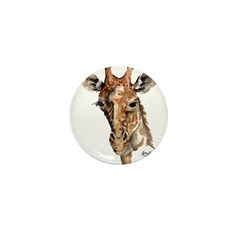 giraffei Mini Button