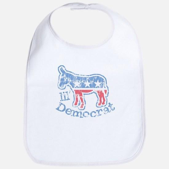 Lil Democrat Donkey Bib