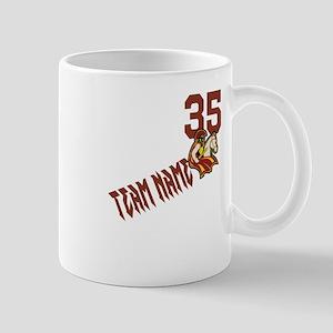 Roman Warrior Logo Mug