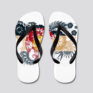 Colorado Flag Flip Flops