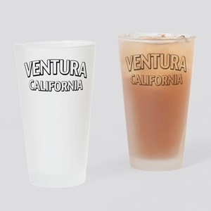 Ventura California Drinking Glass