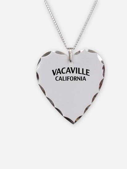Vacaville California Necklace