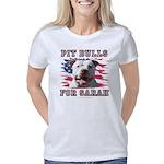 Pit Bulls for Sarah lt Women's Classic T-Shirt