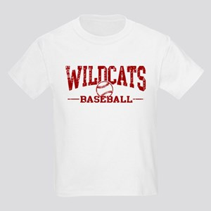 Wildcats Baseball Kids Light T-Shirt