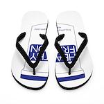 Healthy Friction Logo Flip Flops