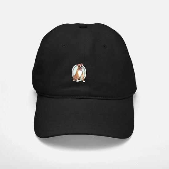 Boxer Mom Baseball Hat