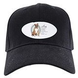 Boxer dog Baseball Cap with Patch