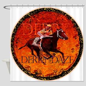Derby Daze - Kentucky Derby G Shower Curtain