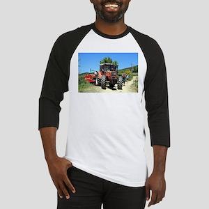 Tractor on El Camino, Spain Baseball Jersey