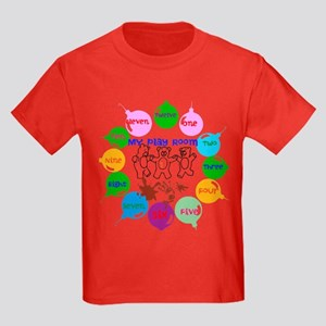 Children's Gifts. Kids Dark T-Shirt