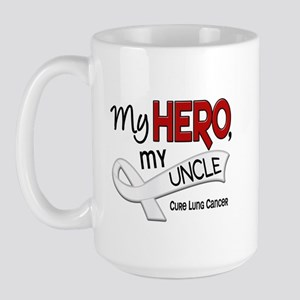 My Hero Lung Cancer Large Mug