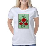 String Bell Vintage Flower Women's Classic T-Shirt