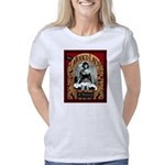 The Tattooed Lady Vintage  Women's Classic T-Shirt