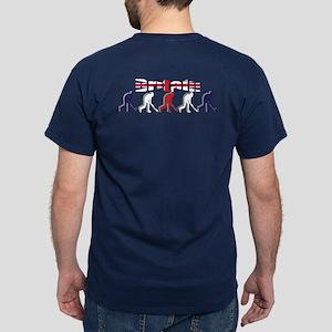 British Field Hockey Dark T-Shirt
