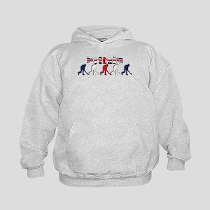 British Field Hockey Kids Hoodie