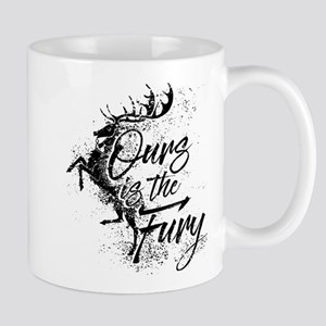 GOT Baratheon Ours Is The Fury Mugs