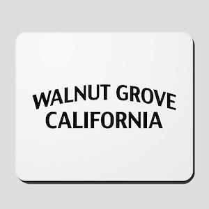 Walnut Grove California Mousepad