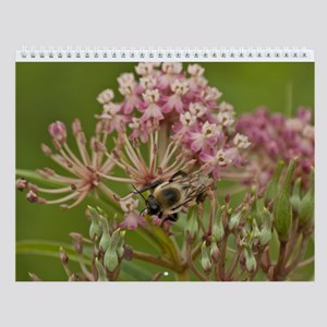 Nature's Tranquility Wall Calendar