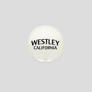 Westley California Mini Button