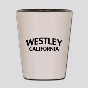 Westley California Shot Glass