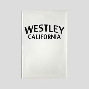 Westley California Rectangle Magnet