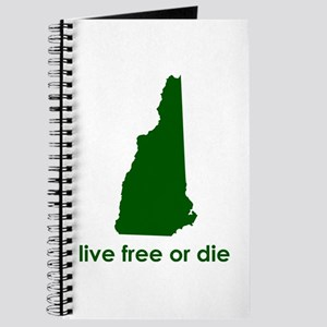 GREEN Live Free or Die Journal