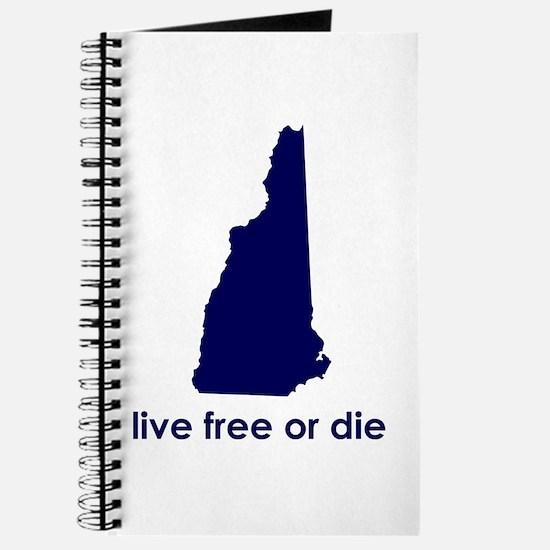 BLUE Live Free or Die Journal